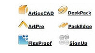 Esko Software Artios Cad y Studio 3D